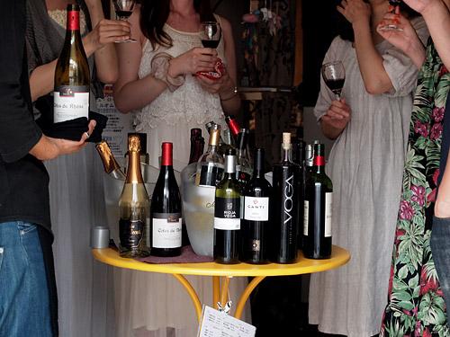 ワインテーブル