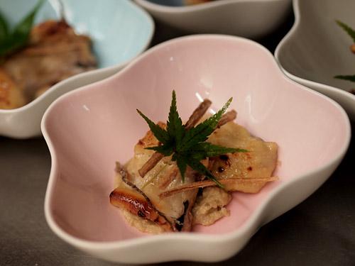 鱈の西京バター焼き