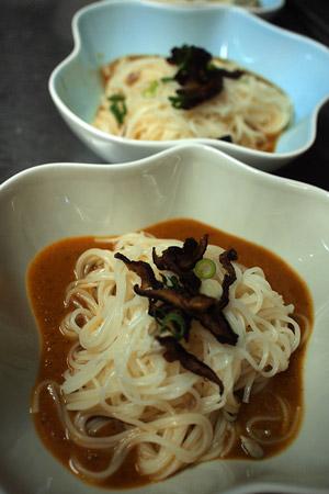 カレー素麺