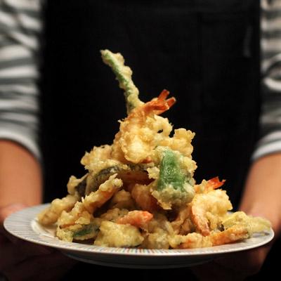 tempuramaunten